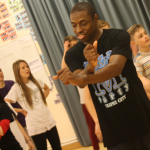 Workshop with a Hip Hop dance legend…