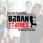 Free 4.5hr Seminar & Workshop for Street Dance Teachers