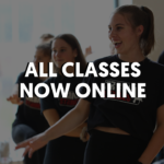 ALL CLASSES NOW ONLINE and available worldwide!